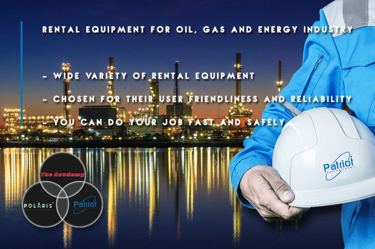 Rental Equipment for Oil, Gas and Energy Industry | Patriot International