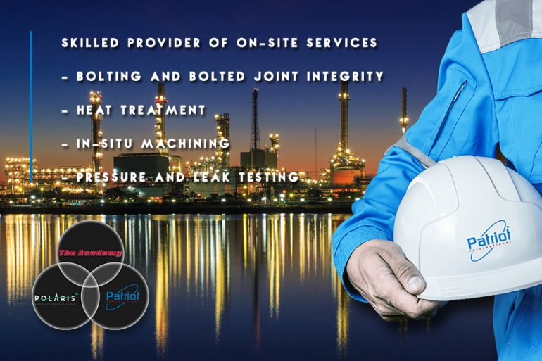 Skilled Provider of On-Site Services | Patriot International