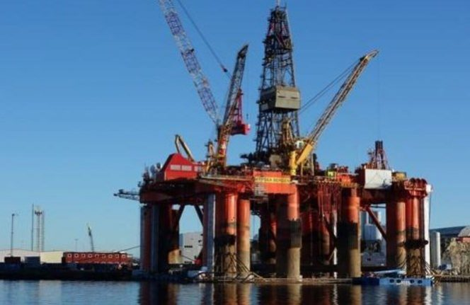 MOL gains drilling permit for North Sea well